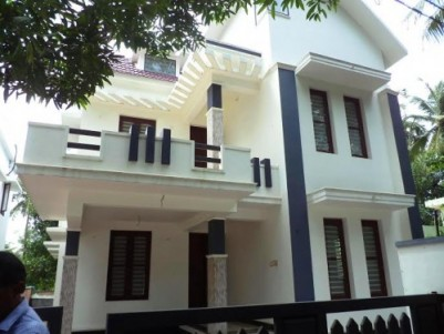 2000 Sqft 3 BHK Villa on 5 cents of land for sale near NGO Quarters,Kozhikode.