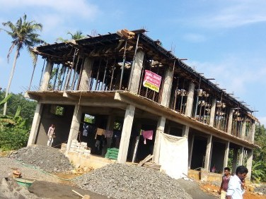 4200 Sq ft commercial space foe sale at pala kottayam
