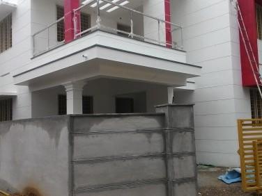 1900 Sqft 4 BHK House  for sale at Karyavattom,Thiruvananthapuram.
