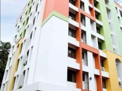 1400 Sqft 2 BHK  flat for Sale at Poonkunnam ,Thrissur.