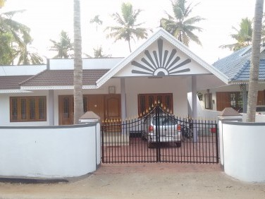 1162 Sq.ft 3 BHK Beautiful House for sale at Thodupuzha,Idukki.