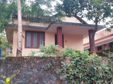 4 Cents of land with an old House for sale at Kureekkad,Ernakulam.