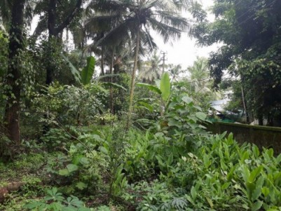 29 cents land for sale in Ayyanthole , Thrissur