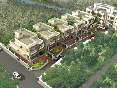 Royal Retreat-Villas for sale at Sreekaryam,Trivandrum.