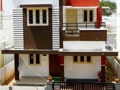For sale!!! New house with 90% LOAN -1050 sqft - Rs 17 lakhs only