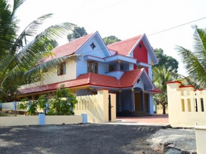 American Style House for Sale at Pampady, Kottayam