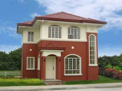 10 cents of land with 2 storied house for sale at Kottiyam