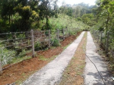 Residential land for sale at Wayanad