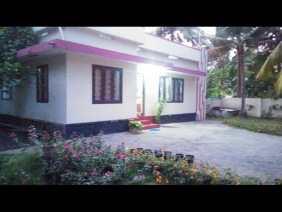 20 cent sea facing plot with 3 bhk house