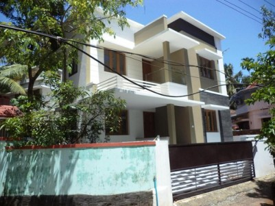 3 BHK Villa on 5 cents of land for sale at West Hill,Kozhikode.