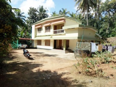 50 Cents Land with 3200 Villa for Sale at Kenichira, Wayanad