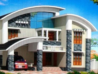 Modern Luxury Villa for Sale Adoor, Pathanamthitta