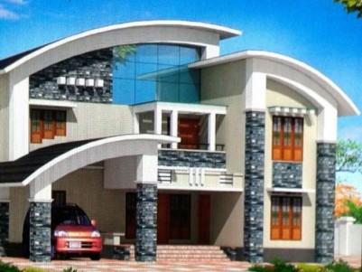 Modern Luxury Villa for Sale Adoor, Pathanamthitta