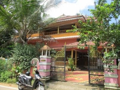 Brand New Villa for sale at Koovalloor,Near Nellimattom,Kothamangalam.