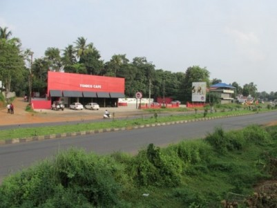 Residential Land for Sale in Muringur, Chalakudy, Thrissur