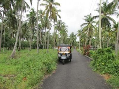 8.3 Cent Prime Villa Plot for Sale at Engandiyur,Thrissur
