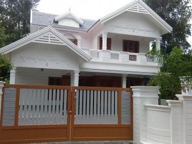 2700 Sqft 4 BHK Modern House for sale at Changanacherry,Kottayam.