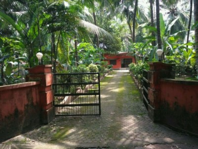 37 Cent of land and 1700 Sqft concrete house with in Nilambur Municipality