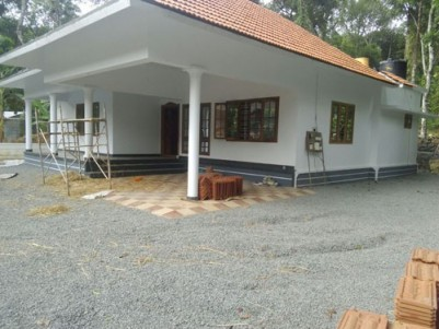 2000  Sqft 3BHK  House on 11.5 cents of land for sale near Kuruvilangad,Kottayam