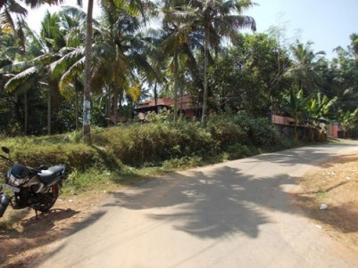 50 Cent Road Front plots(7,8,9 cents) for sale at Venjaramoodu,Trivandrum.