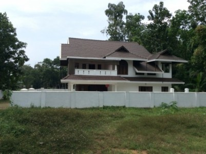 Fully Furnished Modern House for sale at Puthuppally, Kottayam.
