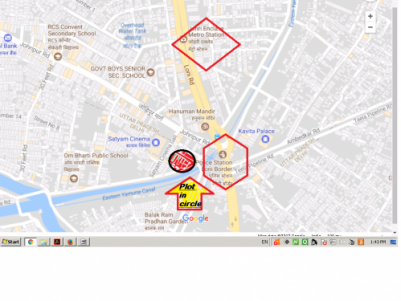 rentout to kerla employee in delhi
