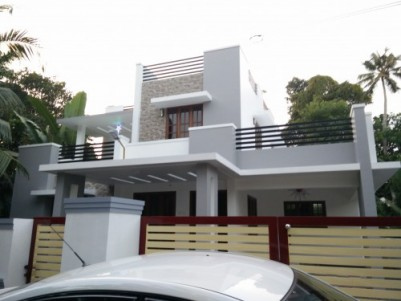 2200 Sq.ft 4 BHK Villa Project at Near To Adoor Town, Pathanamthitta.