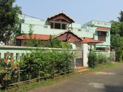 2800 Sqft 4 BHK Fully Furnished Villa for sale at Kakkanad.Kochi,Ernakulam District.