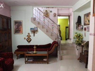 2800 Sq ft 6 bhk House with 16 cent plot in Kottarakara