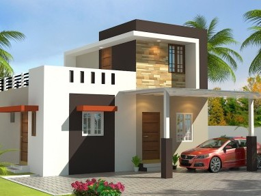 New Independent House for sale in Palakkad.