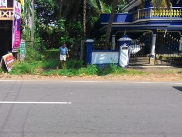 17 cents of Land for sale at Thalore, Thrissur