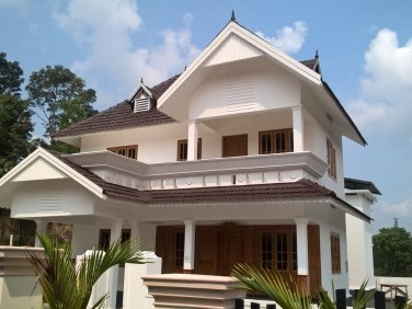 2300 Sq.ft 4 BHK Attached Villa on 7 Cent land for sale at Athirampuzha,Kottayam.