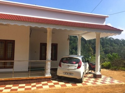4 BHK Independent House and 4 acre Cardamom plantation for Sale at Nedumkandam, Idukki