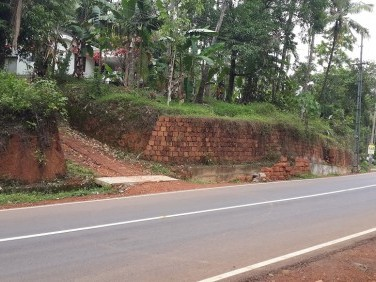 70 Cent land with house for sale at Kannur.