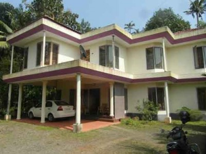 Beautiful 4BHK Villa on  40  Cents of Land for sale at Veliyannoor,Kottayam.