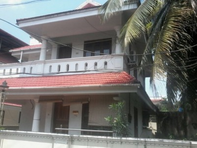 Exclusive gated colony villa for sale very close to Guruvayoor Temple.