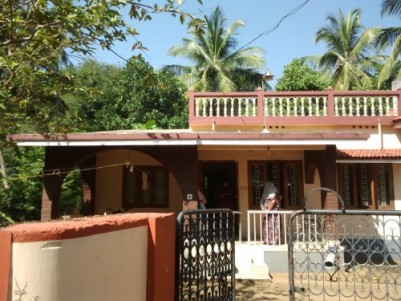 3BHK House with 22 Cent land