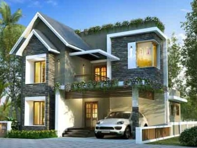 SpaceTon Granville - Luxury Villas And Apartments in Cherthala,Alappuzha.