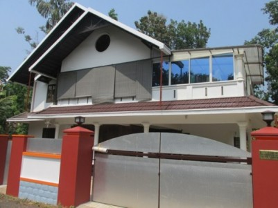 Double storied house for sale at Puthupally,Kottayam