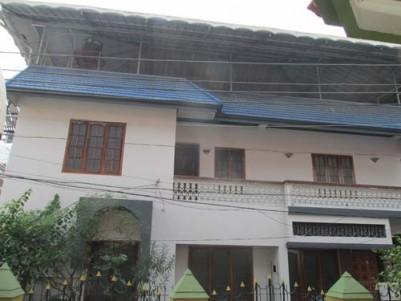 1300 Sq.ft 3 BHK Double storied House on 4 cent land for sale at Deshabhimani Road,Kaloor,Ernakulam.