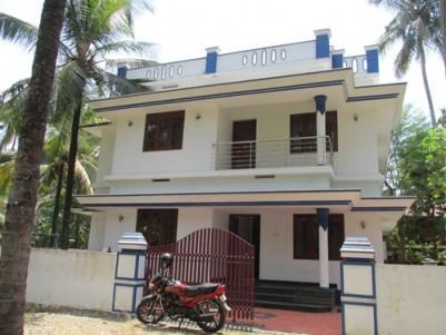 1600 Sqft 4 BHK Villa for sale at Thaikkattussery,Ollur,Thrissur.