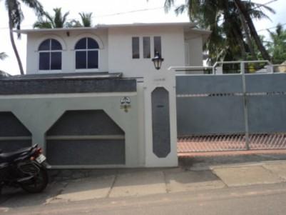 4050 sq.ft posh Bungalow on 14.5 cent Land for sale at Kumarapuram, Thiruvananthapuram