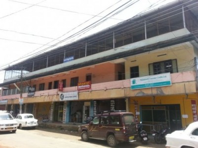 Commercial Buliding for sale in the heart of Konni town,Pathanamthitta.