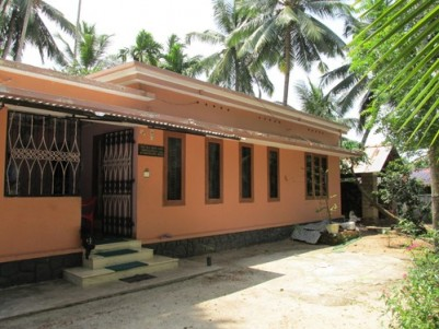 1400 Sqft House for sale at Kayamkulam,Alappuzha.