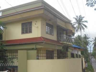 6 Cents of land with 2200 Sq.ft 3 BHK House for sale in Kannur.