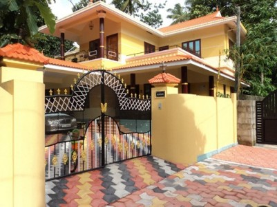 2500 Sqft 4 BHK House for sale at Parippally Jn,Kollam.