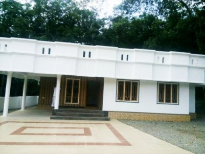 1400 Sq.Feet 3 BHK House for Sale near Cheruvattoor,Nellikuzhi,Kothamangalam,Ernakulam.
