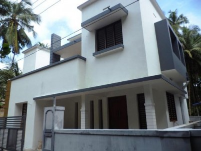 4 Cents of land with 1500 Sqft  3 BHK House for sale at Vengeri,Kozhikode.