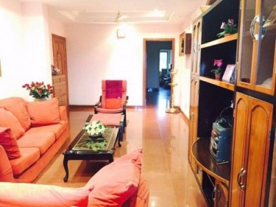 Spacious 3 BHK Flat for sale