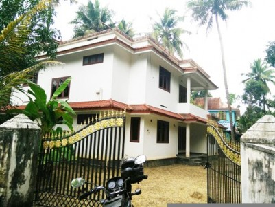2300 Sq.ft Independent House for sale at Perumbavoor,Ernakulam.